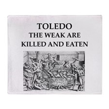 toledo Throw Blanket