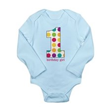 Birthday Girl Onesie Romper Suit