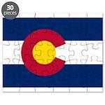 Flag of Colorado Puzzle