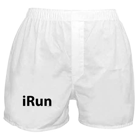 iRun Boxer Shorts
