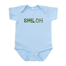 Shiloh, Vintage Camo, Infant Bodysuit