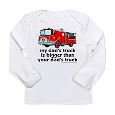 Biggerthandadstruck.jpg Long Sleeve T-Shirt
