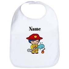 Personalized Firefighter Bib