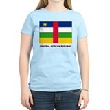 The Central African Republic Flag Merchandise Wome