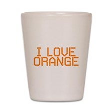Tennessee vols Shot Glass