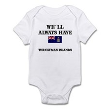 Flag of The Cayman Islands Infant Bodysuit