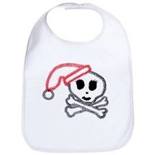 Christmas Pirate-ArtinJoy Bib