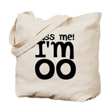 kiss me im older Tote Bag