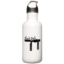 Black Belt Water Bottle