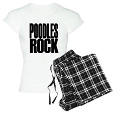 POODLES ROCK Pajamas