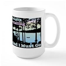 The Lake is Calling and I Must Go Mug