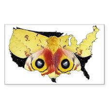 National Moth Week Decal