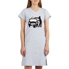Carwash Women's Nightshirt