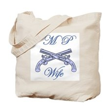 mp wife Tote Bag