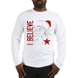 I Believe Long Sleeve T-Shirt