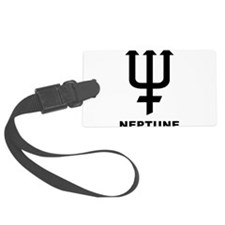 Neptune Luggage Tag