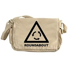 Roundabout Messenger Bag