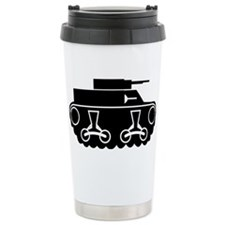 Tank Ceramic Travel Mug