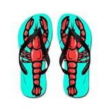 Crayfish Flip Flops