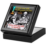 Astor & Churchill Keepsake Box
