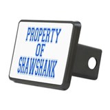 Property of Shawshank.png Rectangular Hitch Cover