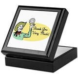 Shank You Very Much! Keepsake Box