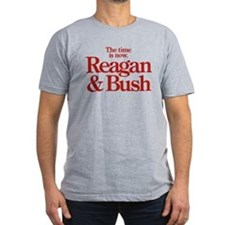 Reagan & Bush 1980 T