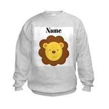 Personalized Lion Sweatshirt