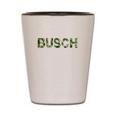 Busch, Vintage Camo, Shot Glass