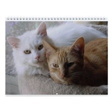 Cats Are People, Too! 2008 Wall Calendar
