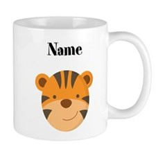 Personalized Tiger Small Mug