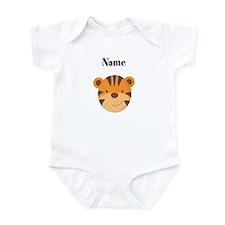 Personalized Tiger Onesie