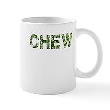 Chew, Vintage Camo, Mug
