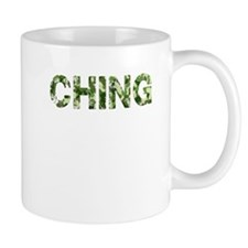 Ching, Vintage Camo, Mug