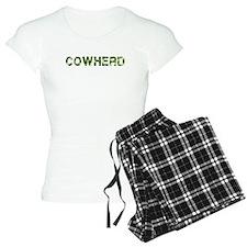 Cowherd, Vintage Camo, Pajamas