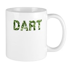 Dart, Vintage Camo, Mug
