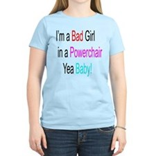 Im a Bad Girl #1 T-Shirt