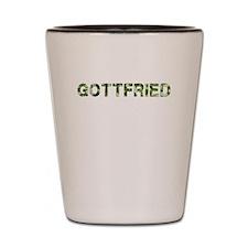 Gottfried, Vintage Camo, Shot Glass