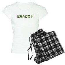 Graddy, Vintage Camo, pajamas