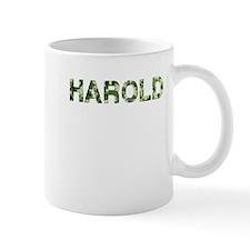 Harold, Vintage Camo, Mug