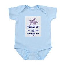 STAR LIGHT - STAR BRIGHT Infant Bodysuit