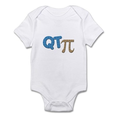 QT Pi - Boy Infant Bodysuit