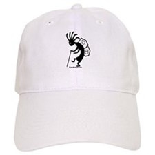 Kokopelli Backpacker Baseball Cap