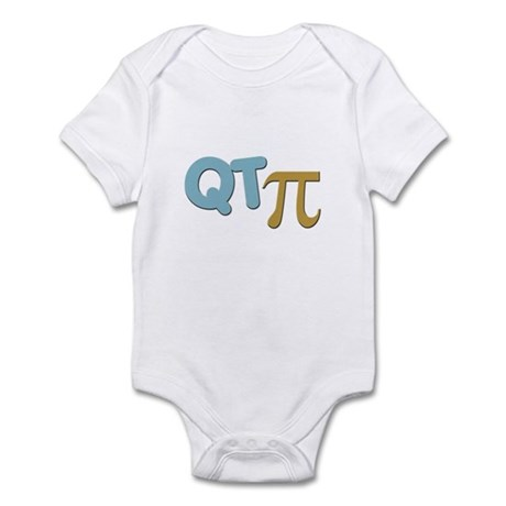 QT Pi (Cutie Pie) Infant Bodysuit