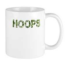 Hoops, Vintage Camo, Mug
