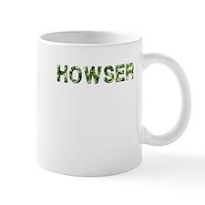 Howser, Vintage Camo, Mug