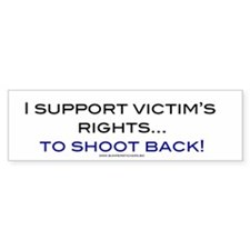 Support Victim's Rights, shoot back