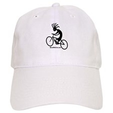 Kokopelli Mountain Biker Baseball Cap