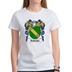 Andrada Coat of Arms Women's T-Shirt