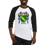 Andrada Coat of Arms Baseball Jersey